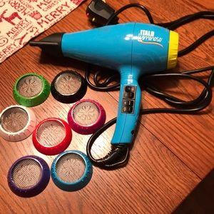 Italo Luminosa hair dryer